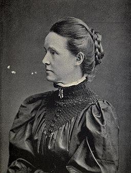 Portrait von Millicent Fawcett