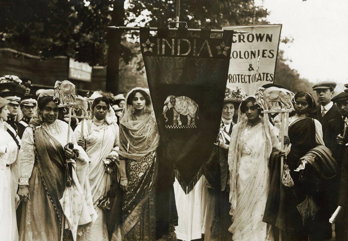 Die indische Frauenbewegung: politischer Kampf für Unabhängigkeit und feministische Emanzipation